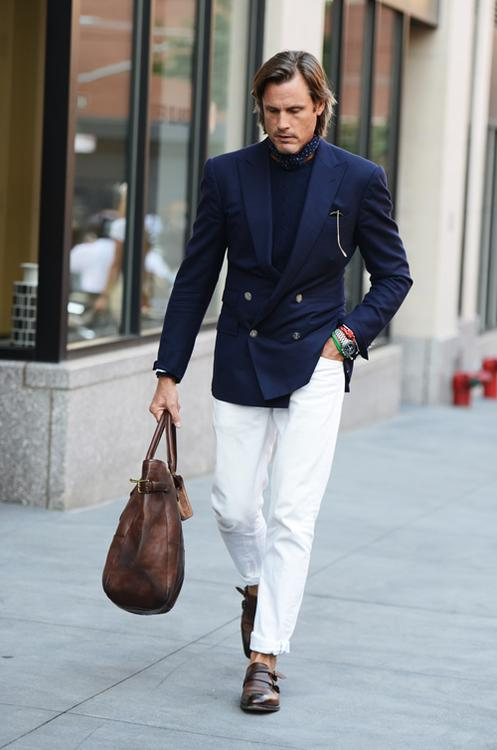 Men's Style # 21 and Shoe # 4
