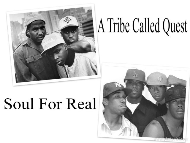 A Tribe Called Quest-Soul For Real