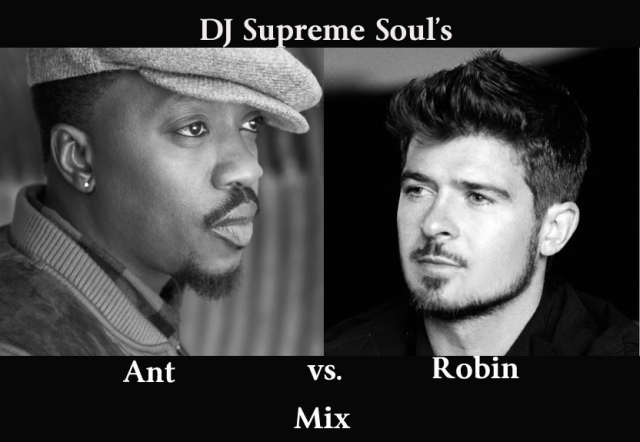 DJ Supreme Soul's Ant vs Robin Mix