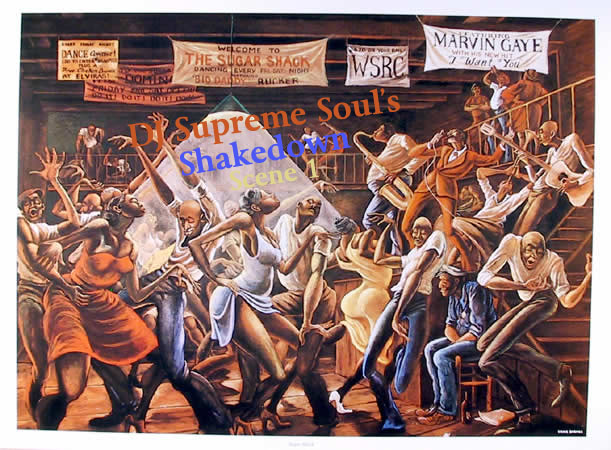DJ Supreme Soul's Shakedown - Scene 1